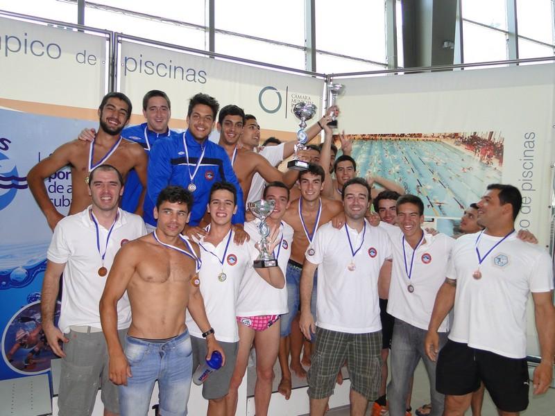 FPAS_CNA_Equipa_Vencedora_Campeonato_Nacional_Hoquei_Subaqutico_2013